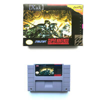 Xak - The Art of Visual Stage for snes game english translated