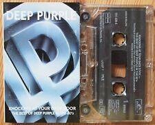 DEEP PURPLE - KNOCKING AT YOUR BACK DOOR (POLYDOR 5114384) 1992 UK COMPILATION