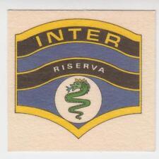 Figurina Panini Calciogrado in Texilina Inter Riserva Calciatori 74 - 75