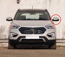 LH Driver Seet LED Reflector Folding Side Mirror B/S For 2014+ Hyundai Santa Fe
