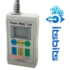 HYPERTEC CCI POWER-MATE PML10A LITE ENERGY AUDIT ELECTRICAL METER POWERMATE
