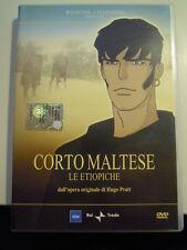 DVD - CORTO MALTESE - RAI TRADE - LE ETIOPICHE -  L-10