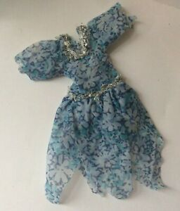 Attractive Faerie Glen Dress vintage doll clothes for fashion doll