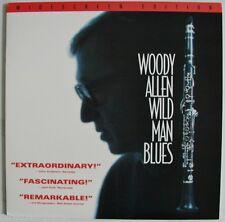 Woody Allen Wild Man Blues with New Orleans Jazz Band  Music Rare Laserdisc Edt.