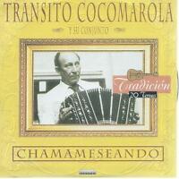 CD album TRANSITO COCOMAROLA CHAMAMESEANDO ARGENTINA  81