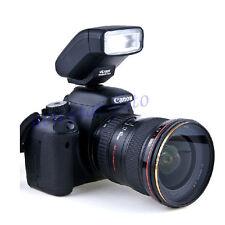 Mini Flash Speedlite per Canon EOS 600D 650D 550D 500D 450D 400D 350D 20D 1000D