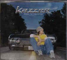 Kazzer-Pedal to The Metal promo cd single
