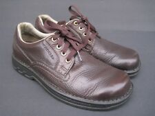 MERRELL World Rambler Stollen Leather Lace Up Oxfords, Size 8