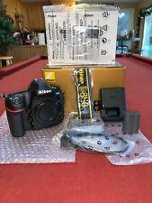 New Nikon D850 Fx Format 45.7Mp Digital Slr Camera-body & accessories