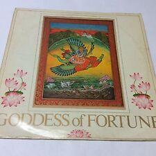 'Goddess Of Fortune' Vinyl LP, Spiritual, George Harrison Produced, VG+/VG+