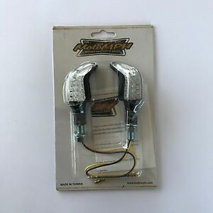 NEW - Competition Werkes - MPH-1210 - LED Melted Marker Lights - NOS