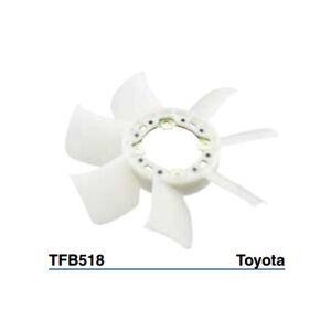 Tru-Flow Radiator Fan TFB518 fits Toyota 4 Runner 3.0 V6 (VZN130)