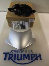 TRIUMPH STREET TRIPLE & R FLYSCREEN KIT MATT ALUMINIUM SILVER A9708269 MS 2013