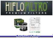 Filtro Olio moto Hiflo HF204 per Honda CB R - 1000 cc - anni: 2008 - 2015