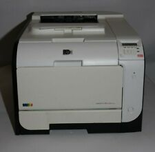 HP LASERJET PRO 400 COLOR M451NW 128MB W/ LESS THAN 8100 PAGES PRINTED W/ TONER