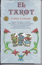 Book EL TAROT Metodos de Adivinatorios Stuart Kaplan  Espanol (Spanish) NEW