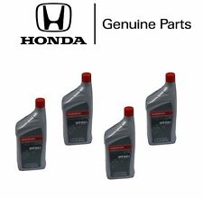 4 Quarts GENUINE HONDA Automatic Transmission oil Fluid ATF DW1 Acura /Sterling
