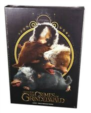 Usaopoly Collector's Puzzle, Fantastic Beasts Baby Nifflers, 1000 pc