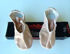 Theatrical Ballet Shoes Pink Split Sole  Women's Size 7M