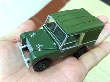 Vanguards 1/43 Land Rover Series 1 CYJ 573 Green - No Box