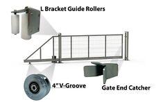 Eagle Slide Gate Hardware: Parts