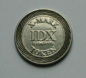 Maverick IDX X-Mark 0.984/A075 (Site Secure) Car Wash Token - unknown user