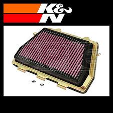 K&N Air Filter Motorcycle Air Filter for Honda CBR1000RR (2008 - 2014) | HA-1008