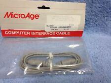 Apple Mac ADB Keyboard Cables - Trackball - Mouse - ADB Splitter - NEW - Used