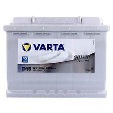 VARTA SILVER DYNAMIC 63-AH 12V AUTOBATTERIE STARTERBATTERIE BATTERIE 31667768