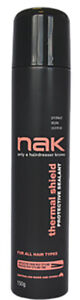 Nak Thermal Shield Protective Sealant Hair Spray 150g
