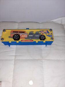 Hot Wheels Way 2 Fast 6 Car Case 1988 Tara Toy 20015 New Old Stock