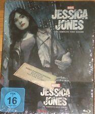 Marvel's Jessica Jones Komplette erste Staffel  Steelbook 4 Disc Edition NEU OVP