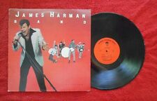 JAMES HARMAN BAND   THANK YOU BABY   WITH INSERT