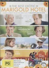 The Best Exotic Marigold Hotel (DVD, 2012) Judi Dench, Bill Nighy, Maggie Smith