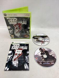 Way of the Samurai 3 (Microsoft Xbox 360)