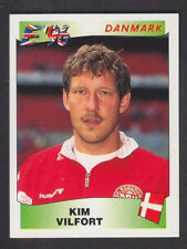 Panini - Euro Europa 96 - # 286 Kim Vilfort - Danmark