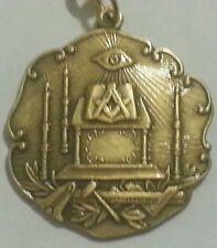Freemason Symbols Key Chain