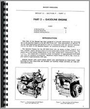 Service Manual Massey Ferguson 2500 Forklift