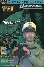 WW 2 German Navy U-boat Captain Herbert