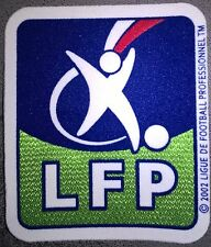 Patch Ligue 1 maillots de foot OM PSG Lyon Monaco Bordeaux LFP TM 02/03 a 06/07