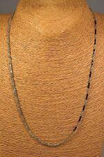 DIAMANT KETTE COLLIER 16,39ct.! Würfel Design Schmuck Edelstein Halskette UNIKAT