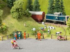 14232 Noch HO, Straßenbegrenzung 30 Posten, Laser-Cut minis, Modelleisenbahn, Ho