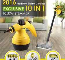 Maxkon 10 in 1 Handheld Steam Cleaner With Steam Mop Function Aluminum Boiler