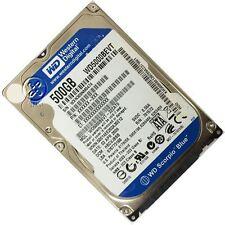 Western Digital WD5000BEVT 500GB 5400RPM 8MB SATA 3.0Gbs 2.5 Internal Hard Drive
