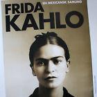 FRIDA KAHLO ORIGINAL 1997 LARGE EXHIBITION POSTER