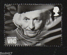 2013 SG 3447 1st NVI William Hartnell (1st Doc1963-1966)'50 ans de Dr Who""