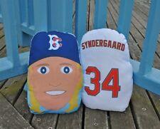 Noah Syndergaard Emoji Pillow MCU Park Brooklyn Cyclones New York Mets MiLB