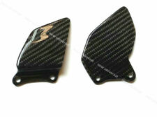 2003-2016 Honda CBR600RR Carbon Fiber Heel Guards