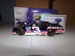 1/24 DALE EARNHARDT SR #3 ACDELCO / JAPAN  COLOR CHROME 1996 ACTION NASCAR