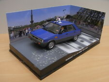 Die cast 1:43 James Bond # 53 Renault 11 Taxi - A view to kill